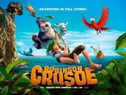 Znalezione obrazy dla zapytania robinson crusoe film